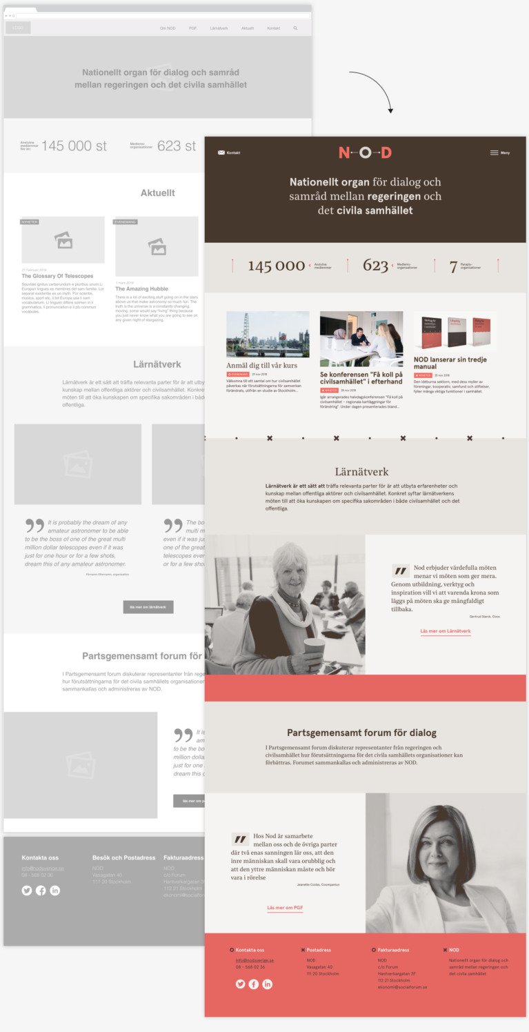 Nod webbplats 3